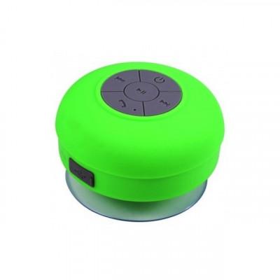 Boxa Waterproof Cu Bluetooth, Microfon Si Ventuza De Prindere foto