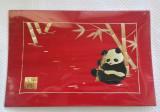 CARTE POSTALA HAND MADE CHINA 1979
