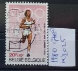 TS21 - Timbre serie Belgia 1980 Mi2025, Stampilat