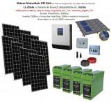 Sistem fotovoltaic / Instalatie fotovoltaica 3kW / Panou fotovoltaic
