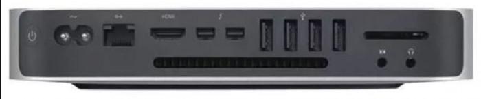 """Mac Mini cu wireless keyboard, magic mouse si monitor 24"""" Apple"""