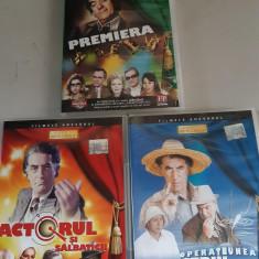 Colectia Toma Caragiu - Filmele Adevarul - Set 3 DVD