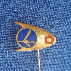 Insigna Aviatie - aniversara - Franța