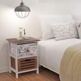 Noptieră din lemn