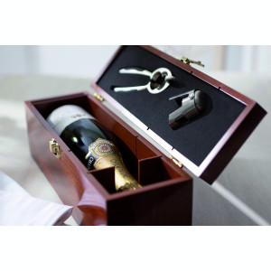 Cutie cadou pentru o sticla de sampanie Exclusive