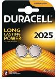 Set 2 baterii 3V CR2025, Duracell