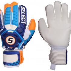 34 Protec Manusi portar fotbal albastru-alb 11