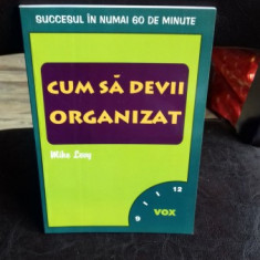 CUM SA DEVII ORGANIZAT - MIKE LEVY