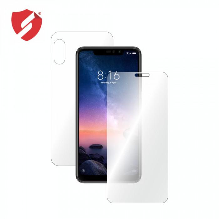 Folie de protectie Clasic Smart Protection Xiaomi Redmi Note 6 Pro