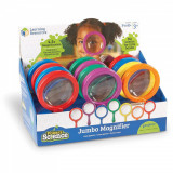 Lupa Jumbo Magnifier - Learning Resources