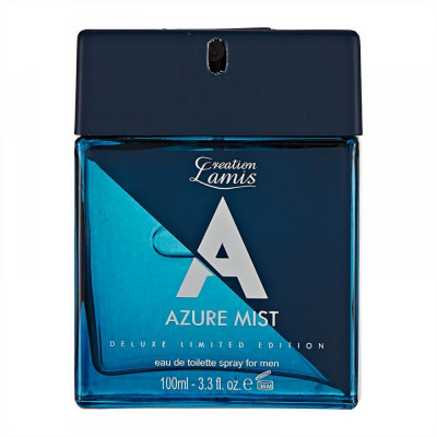 Parfum Creation Lamis Azure Mist Men 100ml EDT / Replica Chanel - Bleu de Chanel foto