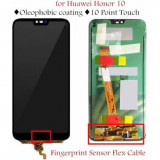 Display cu touchscreen Huawei Honor 10 Original Negru