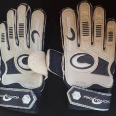 Mănuși de portar fotbal mărimea 6, Pro Touch