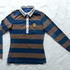 Bluza Tommy Hilfiger New York '85; marime M, vezi dimensiuni exacte; 100% bumbac