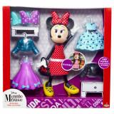 Papusa Minnie Mouse - Set All the Dots, 24 cm