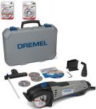 F013SM20KD DREMEL Ferastrau DSM20-3/4 + DISC DSM500 + DISC DSM600