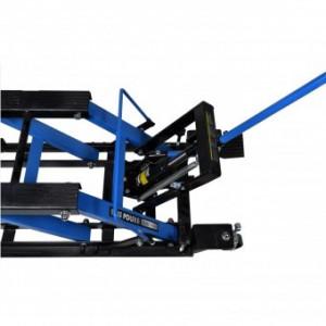 Cric hidraulic, lift, Bass BS-3437, pentru service motociclete, ATV-uri, Quad-uri, max 680 Kg