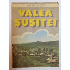 VALEA SUSITEI DE ION M. PUSCA , 1987