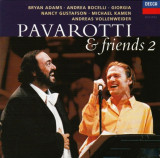 Cumpara ieftin CD - Pavarotti ‎– Pavarotti & Friends 2