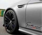 Sticker Sports Mind BMW (pret pe bucata), 4World