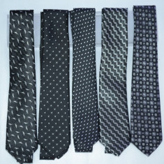 Cravata in cutie negru-LA KIDS, Negru 9
