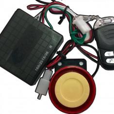 Alarma scuter cu pornire pe telecomanda Cod Produs: MX_NEW MXC23004