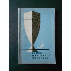 CALIN ANTONESCU - LAURII HANDBALULUI ROMANESC