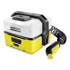 Curatitor cu acumulator, portabil, Karcher OC 3, Li-Ion, 2 l/min Mania Tools