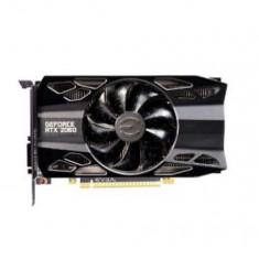Placa video Evga GeForce RTX 2060 XC Black Gaming, 6GB, GDDR6, 192-bit