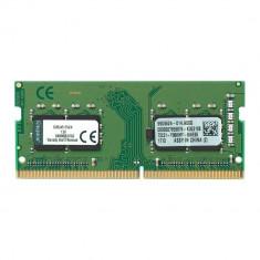 Memorie Kingston DDR4 4GB 2400MHz CL17 SODIMM