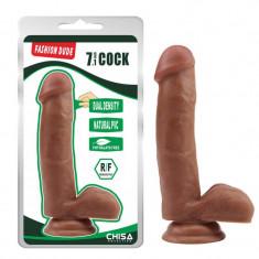 Dildo Fashion Dude- 7.1 Inch Cock Latin
