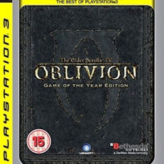 The Elder Scrolls IV Oblivion Game of the Year PS3