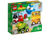 Cumpara ieftin LEGO Duplo - Primele mele Masini Creative 10886