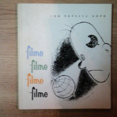 FILME de ION POPESCU GOPO , CUVANT INAINTE de TUDOR ARGHEZI , 1963