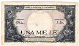 Bancnota 1000 lei 10 septembrie 1941 (2)