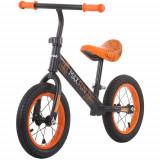 Bicicleta fara Pedale Max Fun Orange