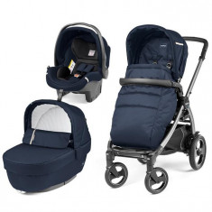 Carucior 3 In 1, Peg Perego, Book Plus 51 S, Titania, Class