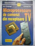Microprocesoare de comenzi din receptoare tv