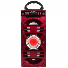 Boxa portabila cu bluetooth, radio fm, aux, slot usb si sd ms190bt 10 w