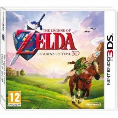 The Legend of Zelda Ocarina of Time 3D N3DS
