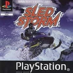 Joc PS1 Sled Storm