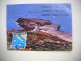 HOPCT  74233  SANTA MARIA DI LEUCA  -ITALIA-STAMPILOGRAFIE-CIRCULATA