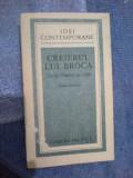 A5 CREIERUL LUI BROCA. DE LA PAMANT LA STELE - CARL SAGAN