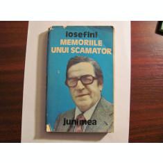 """CY - IOSEFINI """"Memoriile Unui Scamator"""""""