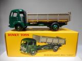 Macheta SIMCA CARGO BENNE BASCULANTE - Dinky Toys