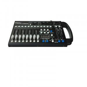 Controller mini DMX Ibiza, 192 canale