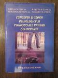 Concepţii şi teorii psihologice şi psihosociale privind delincvenţa