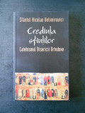 SFANTUL NICOLAE VELIMIROVICI - CREDINTA SFINTILOR