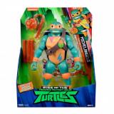 Cumpara ieftin Figurina Testoasele Ninja Michelangelo The Wild Card