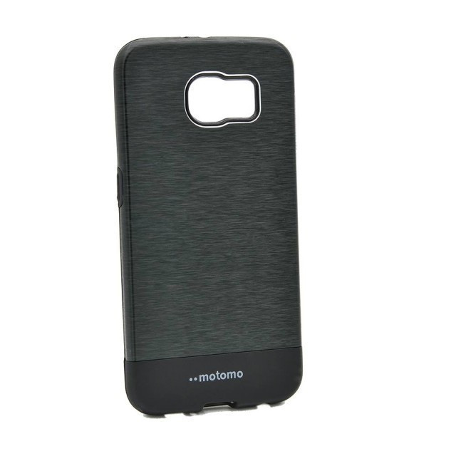 Husa Samsung Galaxy S6 Edge Motomo V4 Negru